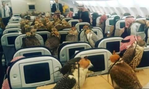 Μόλις δεις αυτό το βίντεο θα καταλάβεις ότι μπορούν να συμβούν τα πάντα σε ένα αεροπλάνο!