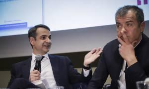 Σενάρια τέλος για συνεργασία ΝΔ - Ποταμιού: Τι δήλωσαν Μητσοτάκης και Θεοδωράκης