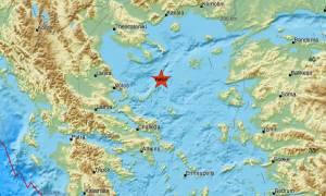 Σεισμός ΤΩΡΑ: Διπλή σεισμική δόνηση στο Βόρειο Αιγαίο (pics)