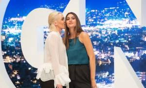 Greece's Next Top Model: Η Εύη Ιωαννίδου εκτός σπιτιού