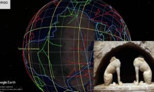 Δείτε πώς το Μνημείο Καστά στην Αμφίπολη μαρτυρά τι γνώριζαν οι κατασκευαστές