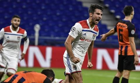 Champions League: Λιόν ή Σαχτάρ για το 16ο εισιτήριο