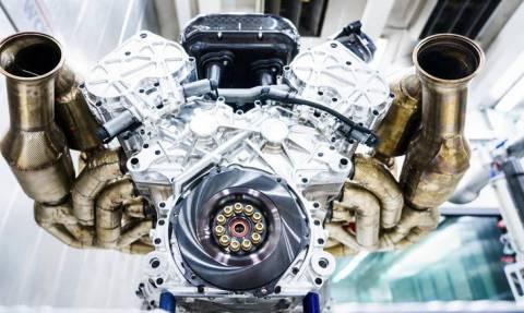 O V12 της Aston Martin Valkyrie είναι ο πιο εμβληματικός ατμοσφαιρικός κινητήρας του κόσμου