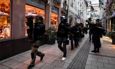 Μακελειό στο Στρασβούργο: «Ο θεός είναι μεγάλος» φώναζε ο δράστης (pics&vids)