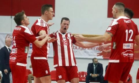 Στον τελικό του Λιγκ Καπ ο Ολυμπιακός, 3-1 τον ΠΑΟΚ (photos)
