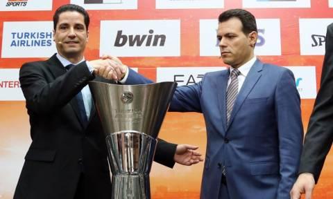 Πρόστιμο σε δυο Έλληνες κι έναν Τούρκο προπονητή από την Euroleague!