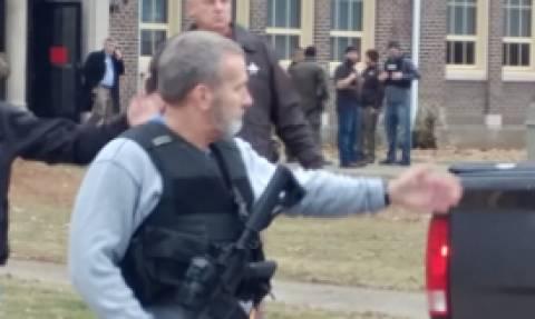 Συναγερμός στις ΗΠΑ: Πυροβολισμοί σε σχολείο στην Ιντιάνα - Ένας νεκρός