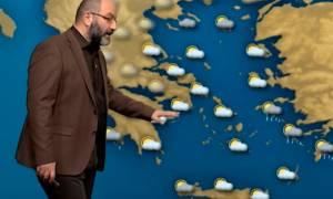 Καιρός: Ακριβοθώρητος ο ήλιος τις επόμενες μέρες! Η προειδοποίηση του Σάκη Αρναούτογλου (Video)