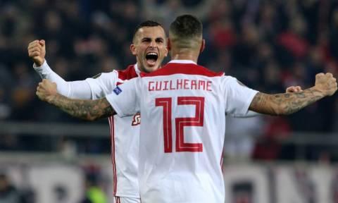 Αυτοί είναι οι πιθανοί αντίπαλοι του Ολυμπιακού στο Europa League