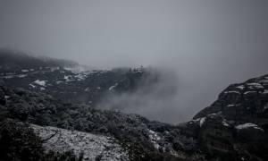 Καιρός: Με καταιγίδες, χιόνια και παγετό στα ηπειρωτικά η Παρασκευή (pics)