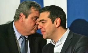 Αυτό είναι το «deal» Τσίπρα - Καμμένου: Συνεχίζουμε μαζί στην κυβέρνηση μεν, αλλά...