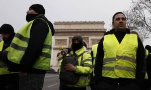 Αναβρασμός στο Παρίσι: Επί ποδός οι Αρχές για τη νέα κινητοποίηση των «κίτρινων γιλέκων»