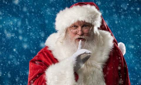 Children no longer believe in Father Christmas by age 9, survey suggests