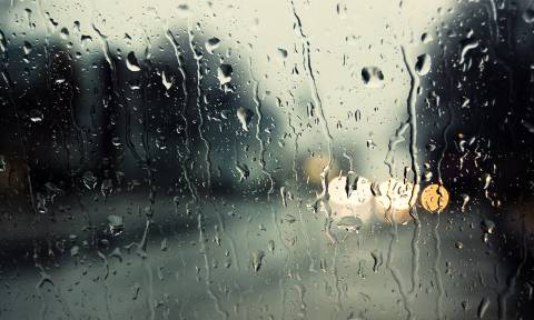 Clouds and rain forecast for Sunday