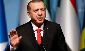 Ιαχές πολέμου από Ερντογάν: «Θα τους θάψουμε στα ορύγματα που σκάβουν»