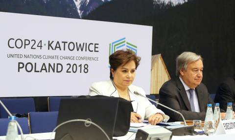 Katowice: COP24 Climate change deal to bring pact to life