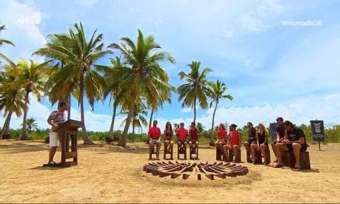 Nomads 2: Οι τρεις παίκτες που περνούν στην τελική φάση και τρεις υποψήφιοι προς αποχώρηση