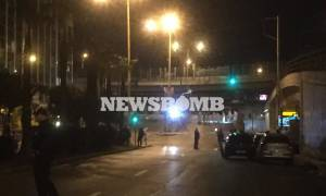 Βόμβα στον ΣΚΑΪ: Δείτε ΕΔΩ τη στιγμή της έκρηξης (video)