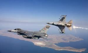 «Σουρωτήρι» και πάλι το Αιγαίο: Τέσσερις εικονικές αερομαχίες και 107 τουρκικές παραβιάσεις