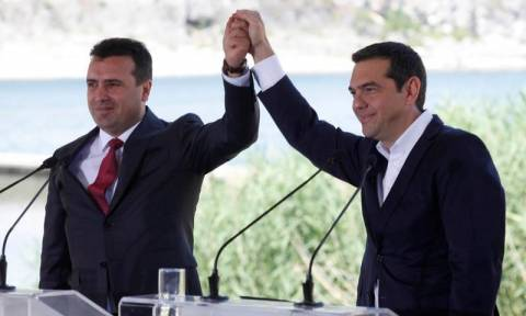Nobel Peace Prize winner Wided Bouchamaoui to nominate Tsipras and Zaev for this year's prize
