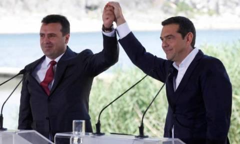 Greek, Skopje's PMs to be nominated for Nobel Prize