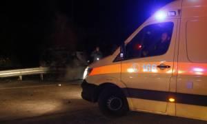 Νέο θανατηφόρο τροχαίο στην Κρήτη: Αυτοκίνητο έπεσε σε γκρεμό