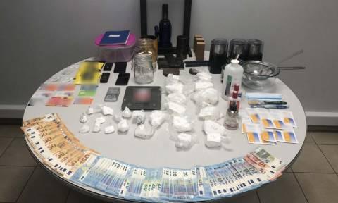 Drug dealer arrested in Thessaloniki