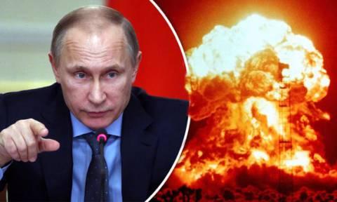 Θέλει να είναι έτοιμος για όλα: Ο Πούτιν προετοιμάζει τη Ρωσία για πυρηνικό πόλεμο