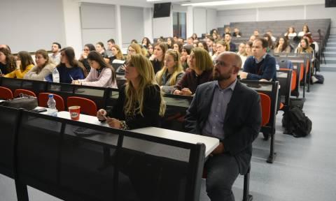 Συνεργασία του Ευρωπαϊκού Πανεπιστημίου Κύπρου με την δικηγόρο Δρ. Σοφία Αγγέλου