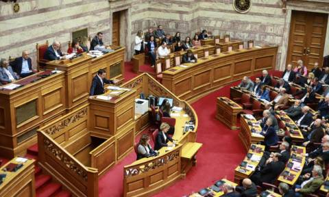 Parliament approves Greece's budget for 2019