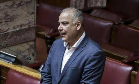 Σαρίδης: Δεν αποχωρώ από την Ένωση Κεντρώων, δεν ψηφίζω τη Συμφωνία των Πρεσπών