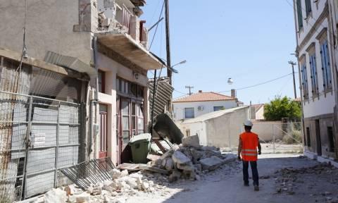 Σεισμός Μυτιλήνη: Οι μελέτες για τα οκτώ σχολικά κτήρια που επλήγησαν από το σεισμό των 6,3 Ρίχτερ