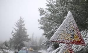 Καιρός: Λίγα χιόνια σήμερα, ανατροπή δεδομένων για τον καιρό των Χριστουγέννων; (video)