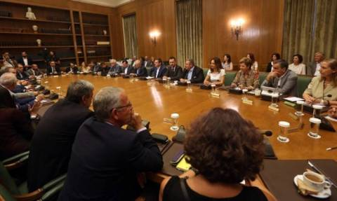 Cabinet meeting on Wednesday