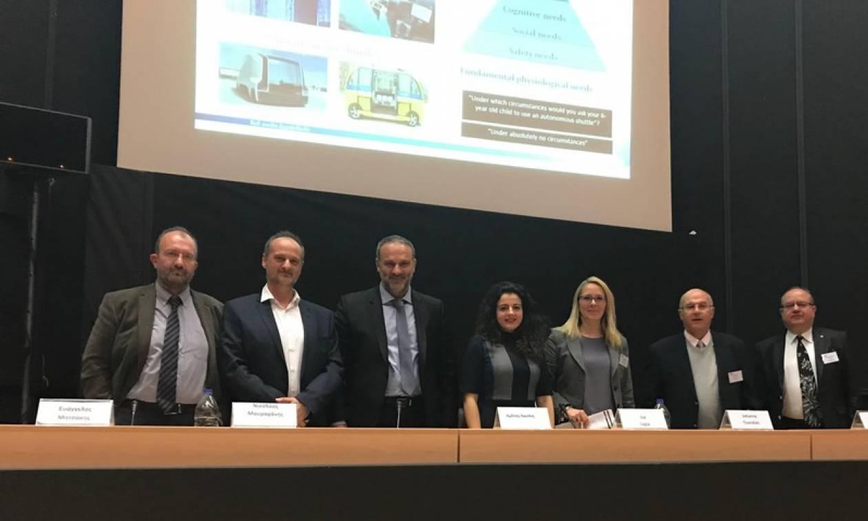 Ολοκληρώθηκαν οι εργασίες της 4ης Ετήσιας Διημερίδας του ITS Hellas