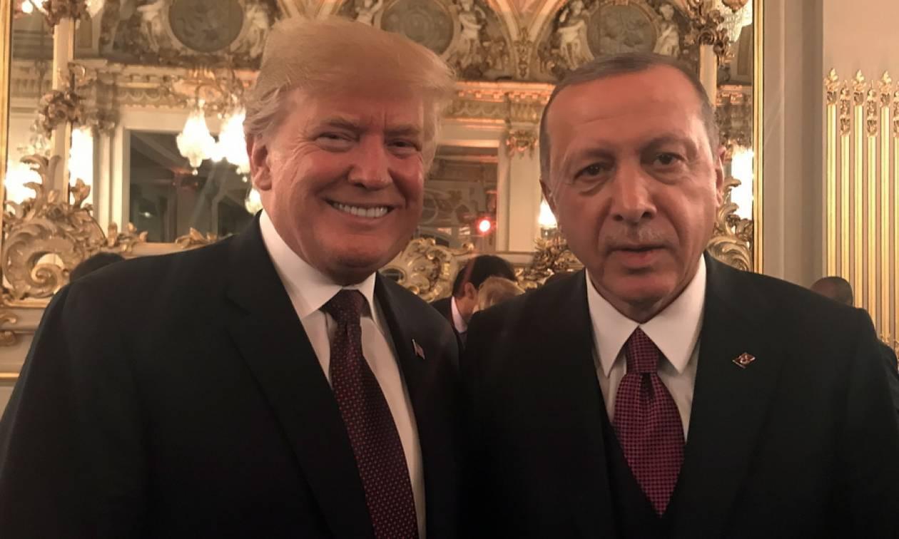 Πώς το τηλεφώνημα Τραμπ στον Ερντογάν άλλαξε τον πόλεμο στη Συρία